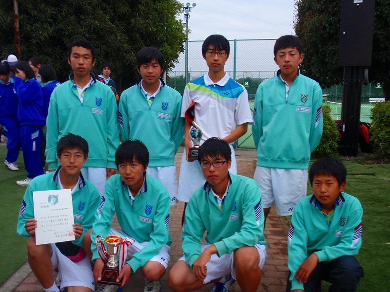 宇都宮ソフトテニス連盟連盟会長杯中学校大会